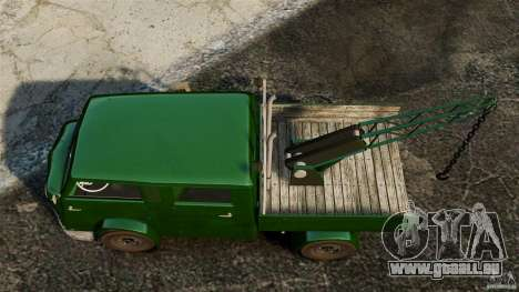 Tempo Matador 1952 pour GTA 4 est un droit