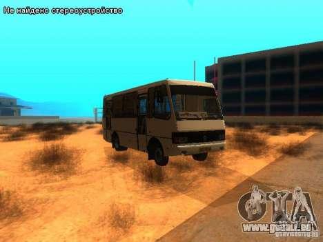 Grundlagen und 079.14 für GTA San Andreas Rückansicht