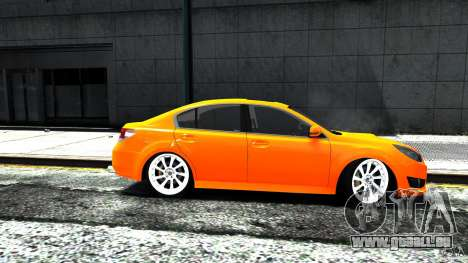 Subaru Legacy B4 für GTA 4 hinten links Ansicht