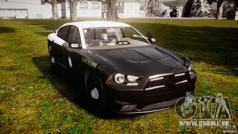 Dodge Charger 2012 Florida Highway Patrol [ELS] pour GTA 4 est un droit