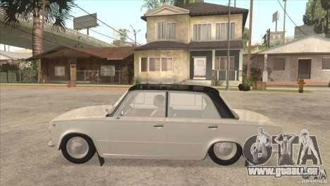 VAZ 2101 Dag pour GTA San Andreas vue de droite