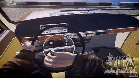 VAZ 2101 Lager v2. 0 für GTA 4 Rückansicht