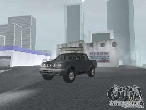 Nissan Frontier pour GTA San Andreas