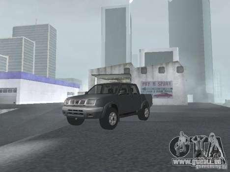 Nissan Frontier für GTA San Andreas