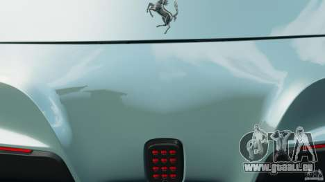 Ferrari F12 Berlinetta 2013 [EPM] für GTA 4 Unteransicht