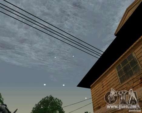 Neue Wolken für GTA San Andreas her Screenshot