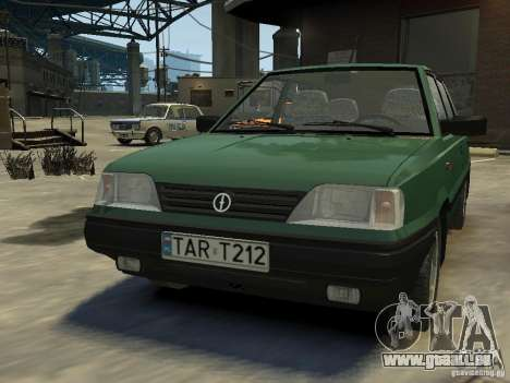 FSO Polonez für GTA 4 linke Ansicht