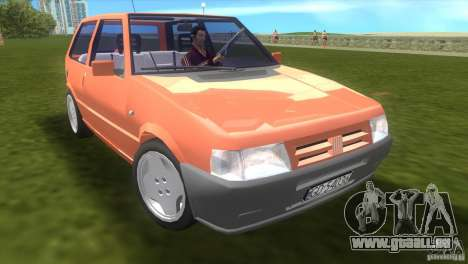 Fiat Uno für GTA Vice City