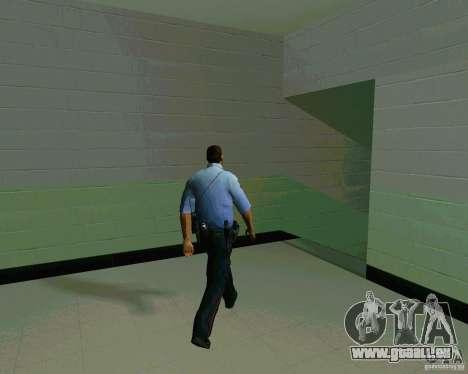 Azeri Polis pour GTA San Andreas quatrième écran