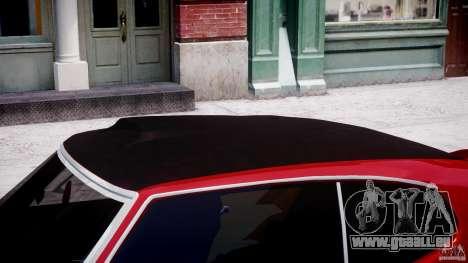 Pontiac GTO 1965 v1.1 pour le moteur de GTA 4