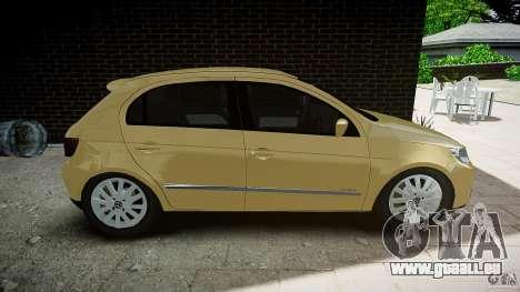 Volkswagen Gol 1.6 Power 2009 für GTA 4 linke Ansicht