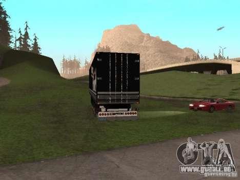 Nouveau trailer pour GTA San Andreas vue intérieure