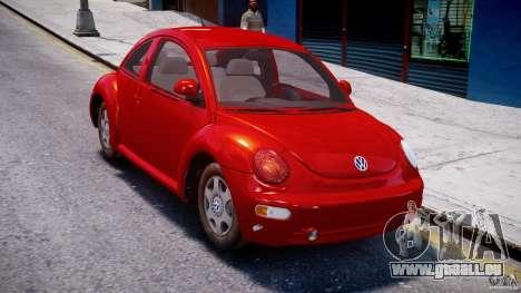 Volkswagen New Beetle 2003 für GTA 4 rechte Ansicht