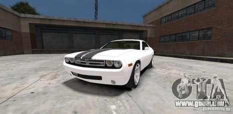 Dodge Challenger 2006 pour GTA 4