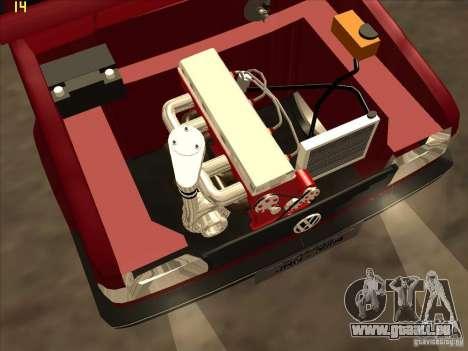 Volkswagen Saveiro Summer für GTA San Andreas Seitenansicht