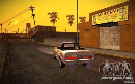 ENBSeries v1.0 par GAZelist pour GTA San Andreas sixième écran