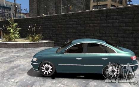 Hyundai Azera 2008 pour GTA 4 est une gauche