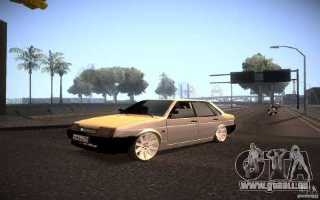 VAZ 21099 LifeStyle Tuning pour GTA San Andreas