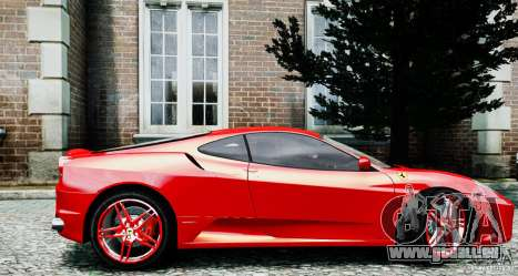 Ferrari F430 pour GTA 4 est une gauche