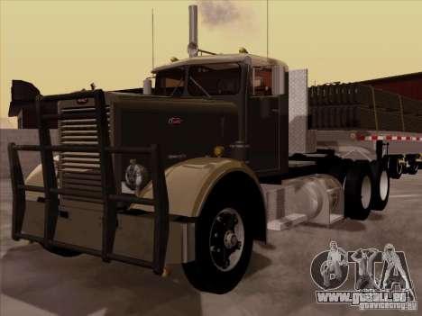 Peterbilt 351 pour GTA San Andreas