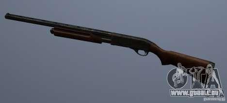 Remington 870AE für GTA San Andreas dritten Screenshot