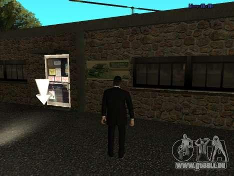 HD Autoschool  v1.0 für GTA San Andreas