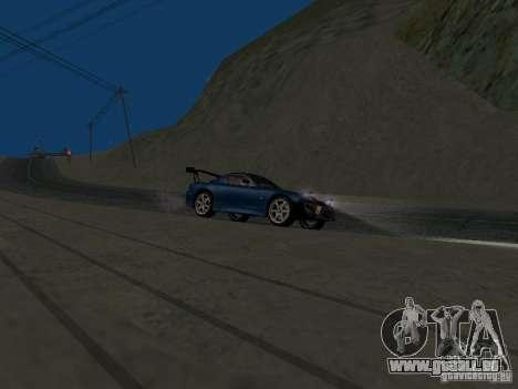 Mazda RX-7 pour GTA San Andreas vue de côté