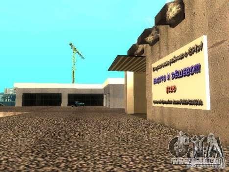 Concessionnaire BMW à San Fierro pour GTA San Andreas quatrième écran