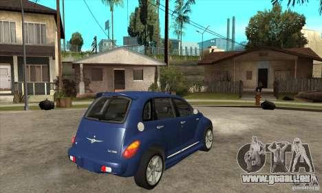 Chrysler PT Cruiser GT 2004 für GTA San Andreas rechten Ansicht