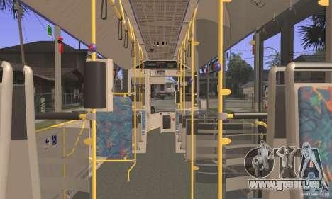 Design X3 GL pour GTA San Andreas vue arrière