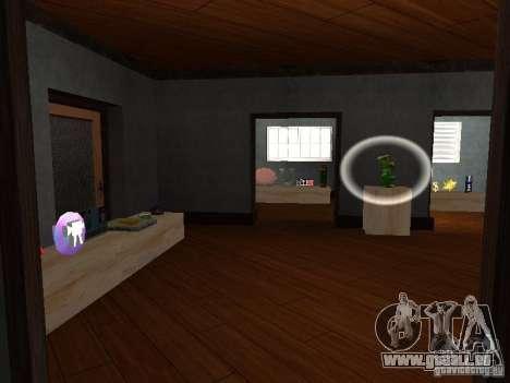 GTA Museum pour GTA San Andreas cinquième écran