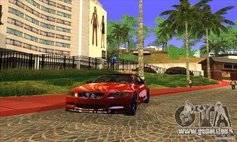 Tropick ENBSeries par Jack_EVO pour GTA San Andreas deuxième écran