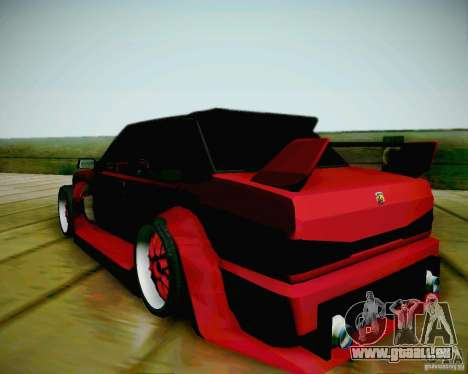 Tofas Dogan SLX DRIFT für GTA San Andreas linke Ansicht