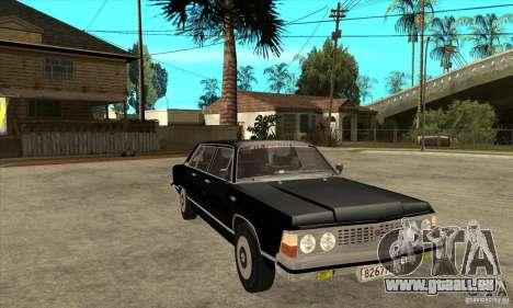 GAZ 14 Tschaika für GTA San Andreas Rückansicht