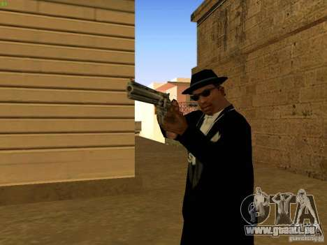 44.Magnum für GTA San Andreas