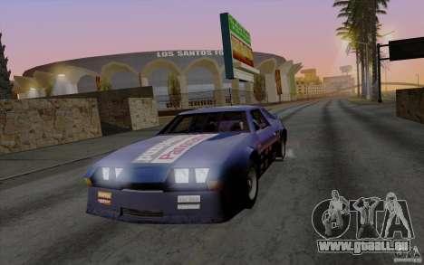 SA Illusion-S SA:MP Edition V2.0 pour GTA San Andreas quatrième écran