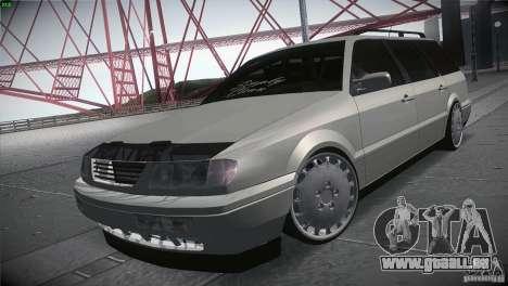 Volkswagen Passat B4 für GTA San Andreas