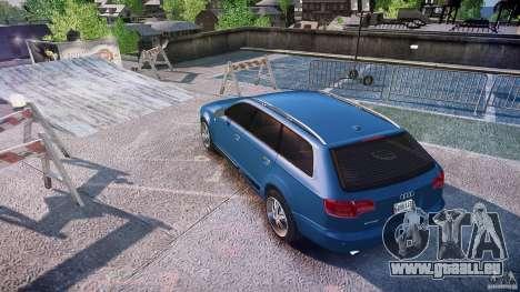 Audi A6 Allroad Quattro 2007 wheel 1 pour GTA 4