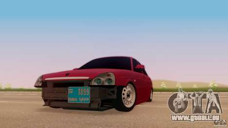 VAZ-2170 pour GTA San Andreas