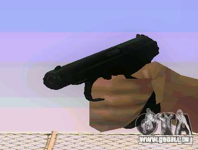 Weapon Pack v 5.0 für GTA San Andreas dritten Screenshot