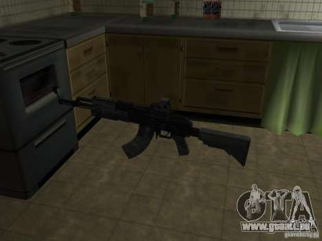 Weapon Pack pour GTA San Andreas