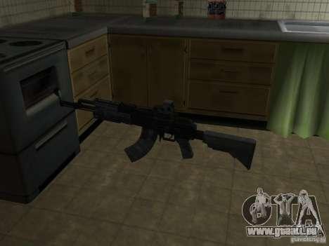 Weapon Pack für GTA San Andreas