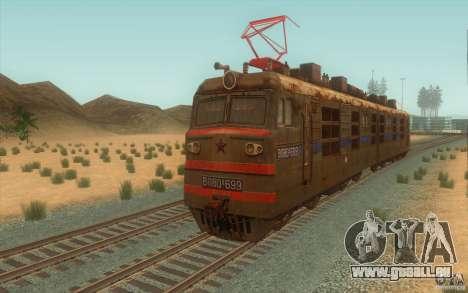 VL80k-699 pour GTA San Andreas vue de droite