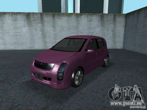 Toyota WiLL Cypha pour GTA San Andreas