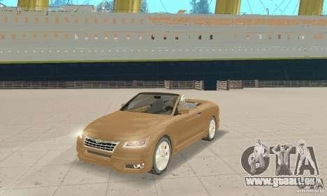 Chrysler Cabrio für GTA San Andreas