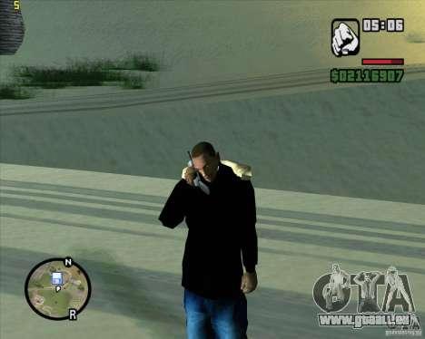 Ambulance pour GTA San Andreas deuxième écran