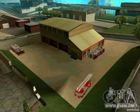 Véhicules stationnés v2.0 pour GTA San Andreas