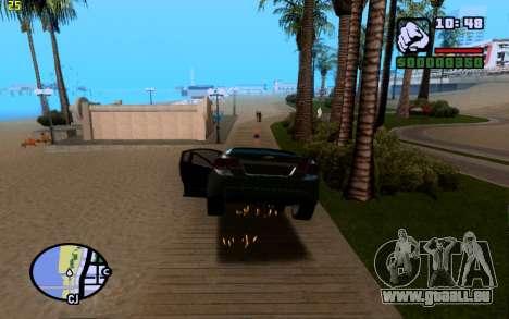 ENBSeries by VadimSpiridonov für GTA San Andreas achten Screenshot