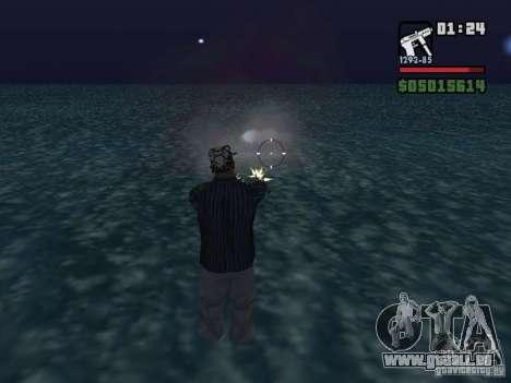 New Realistic Effects für GTA San Andreas siebten Screenshot