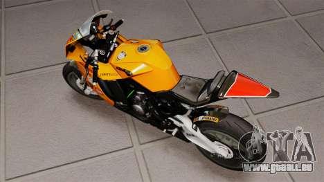 KTM RC8 R für GTA 4 rechte Ansicht